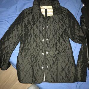 Burberry women classic jacket